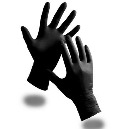 Γάντια μιας χρήσης κατάλληλα για τρόφιμα και άλλες χρήσεις 100 τεμαχίων