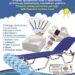 Ατομικό Εβδομαδιαίο πακέτο προστασίας  με Κάλυμμα ξαπλώστρας πολλαπλών χρήσεων  – Personal weekly protection package  with Reusable sunbed cover