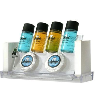 Βάση παρουσίασης Διάφανη 20-35 ml